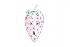 Acne-strawberry