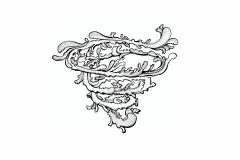 Water-spiral